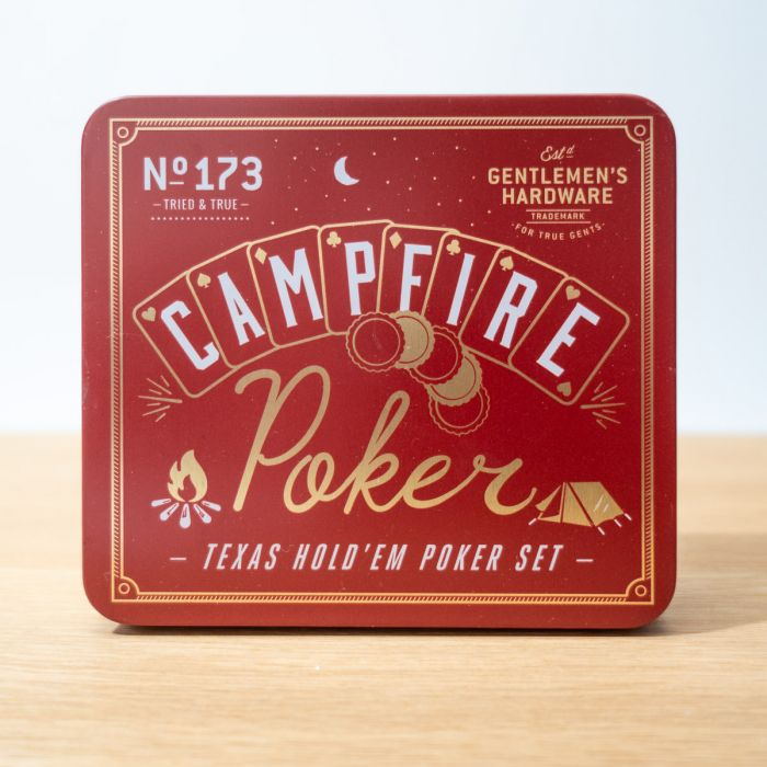 Poker-Set Da Campeggio