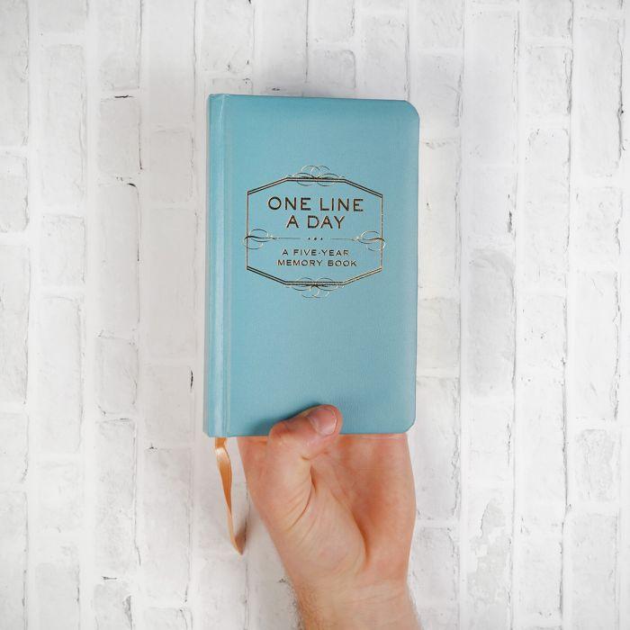 One Line A Day - agenda per cinque anni