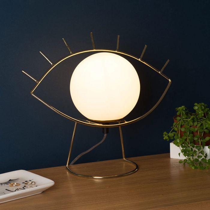 Lampada Golden Eye
