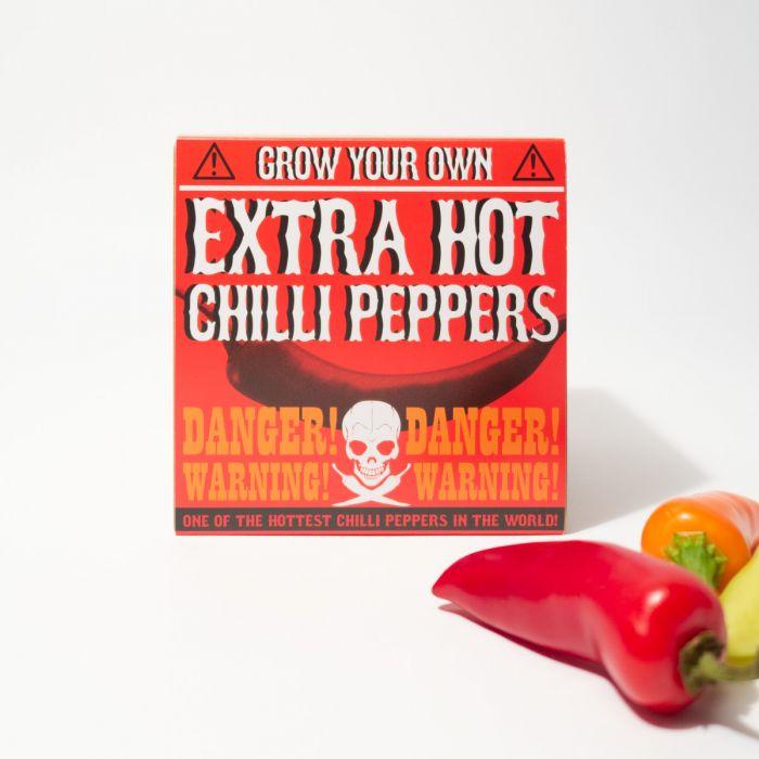 Extra Hot Chili da Coltivare