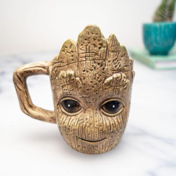 Tazza Groot Guardiani della Galassia