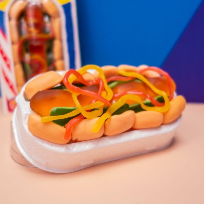 Hot Dog di Caramelle