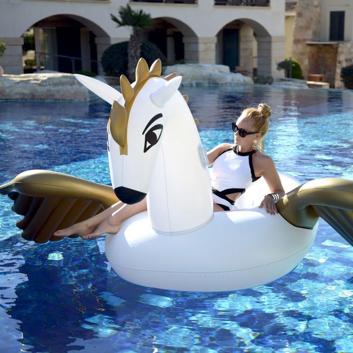 Aufblasbarer Pegasus