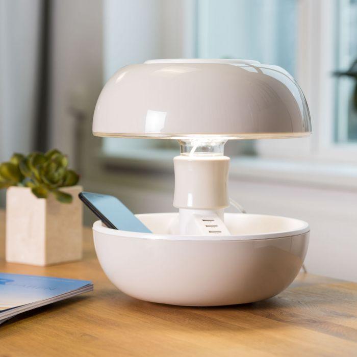 Lampada JOYO con Bluetooth e USB