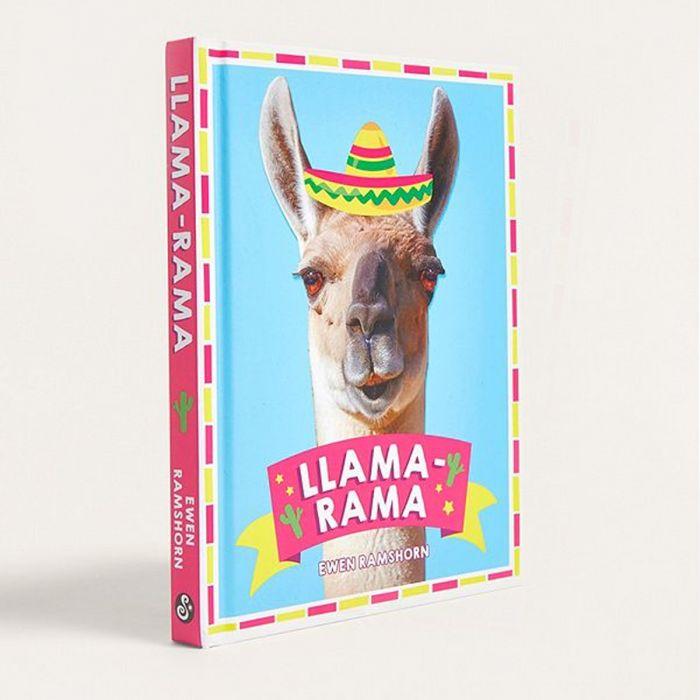 Libro Llama-Rama