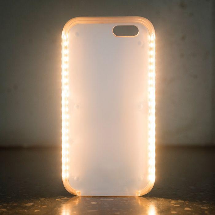 Custodia Luminosa Powerbank per iPhone 6/6S/7