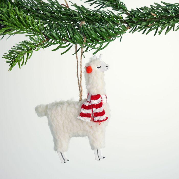 Palla di Natale Lama