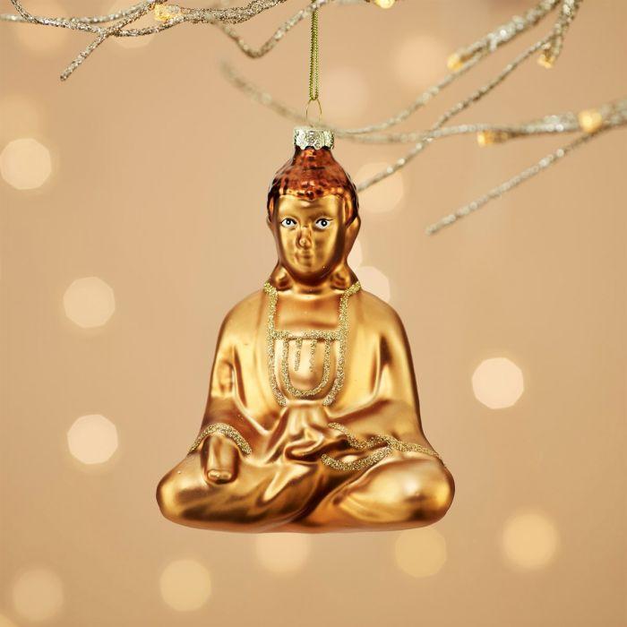 Palla di Natale Buddha
