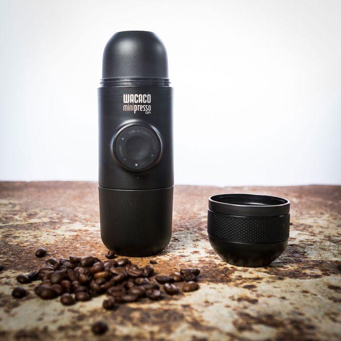 Minipresso - Macchina per espresso più compatta al mondo