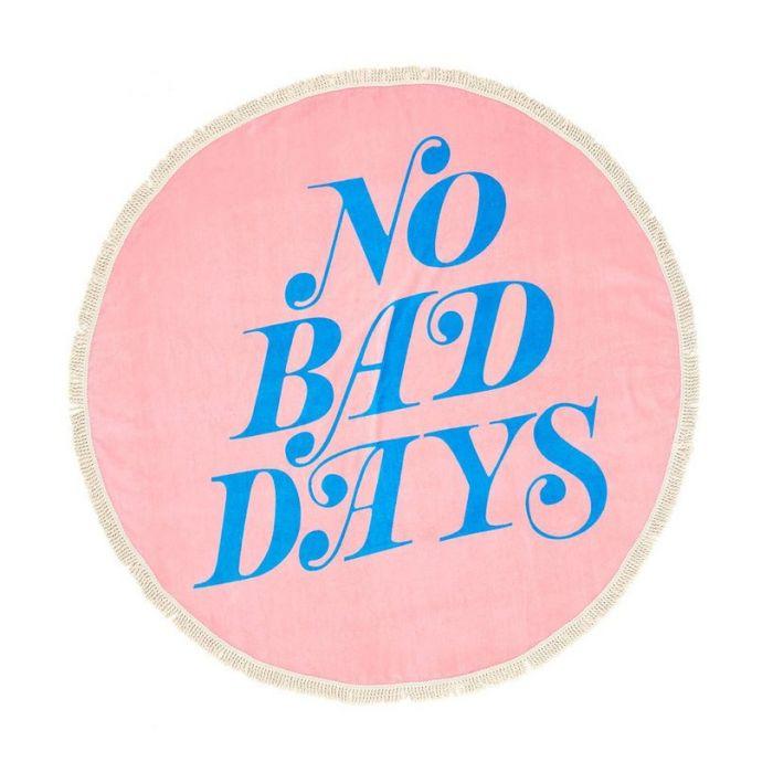 Telo Mare Rotondo No Bad Days