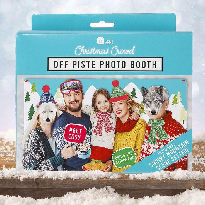 Kit Fotografico - Natale in Montagna