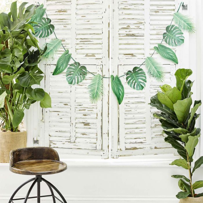 Ghirlanda di foglie di palma