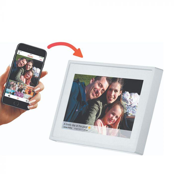 Cornice per Foto Wireless