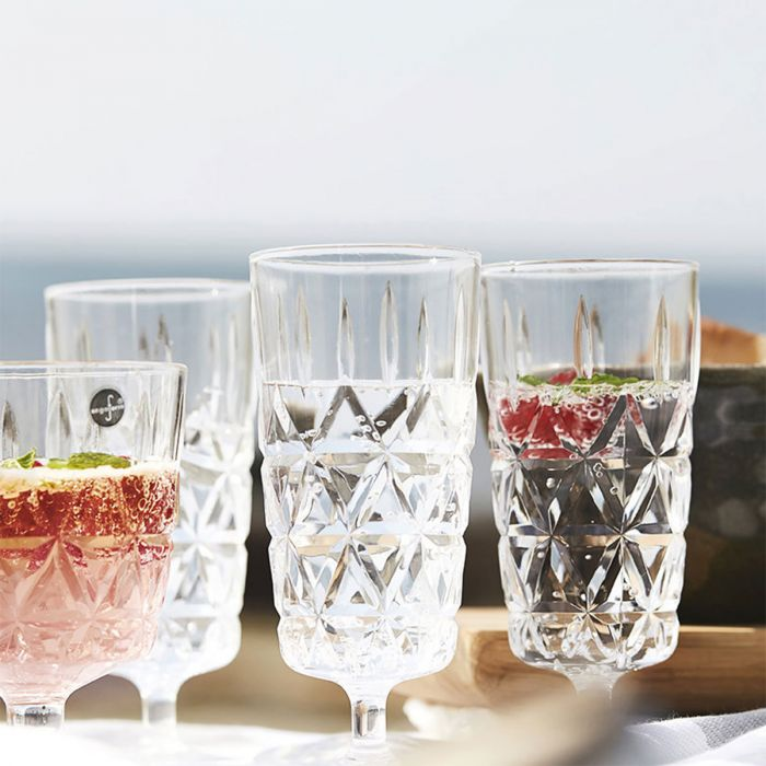 Set 4 Bicchieri da Picnic