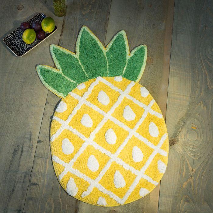 Tappetino da Bagno Ananas