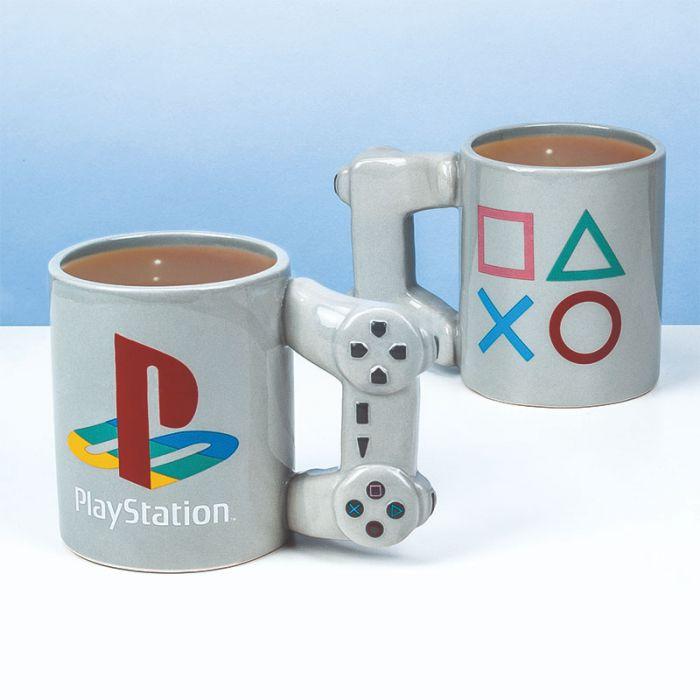 Tazza Joystick Playstation
