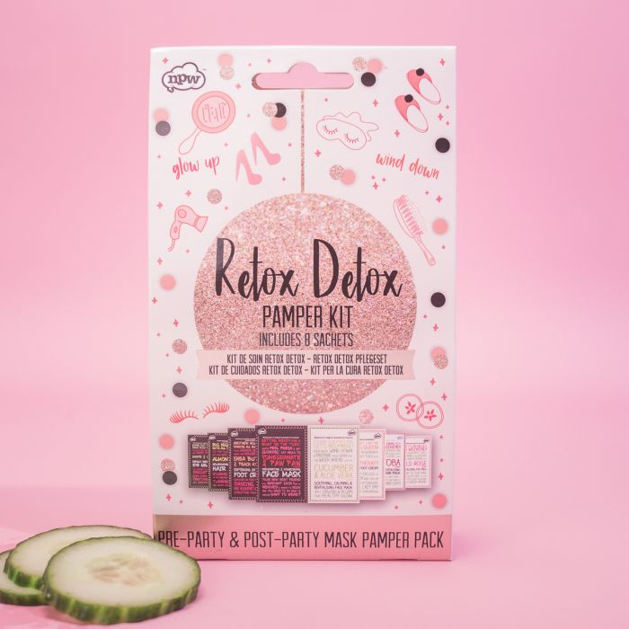 Kit di Cura Personale Retox Detox