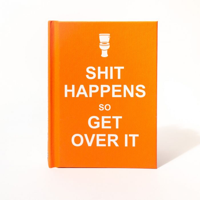Libro Shit Happens, Get Over It
