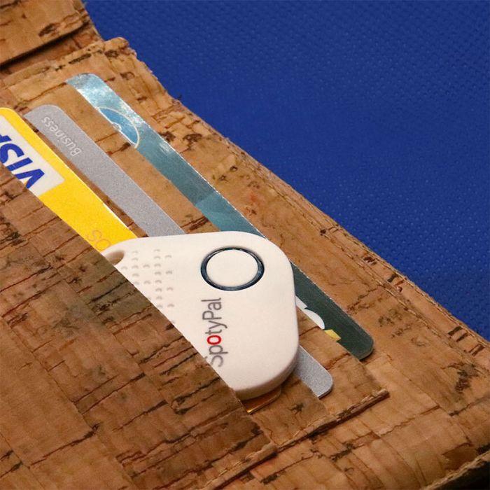 SpotyPal Tracker con funzione Bluetooth e GPS