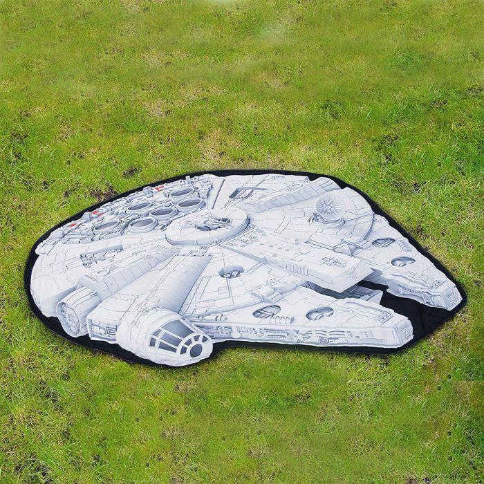 Coperta da picnic Millennium Falcon di Star Wars