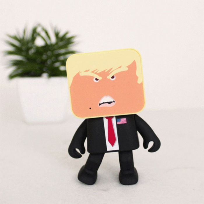 Mini Cassa Bluetooth Trump