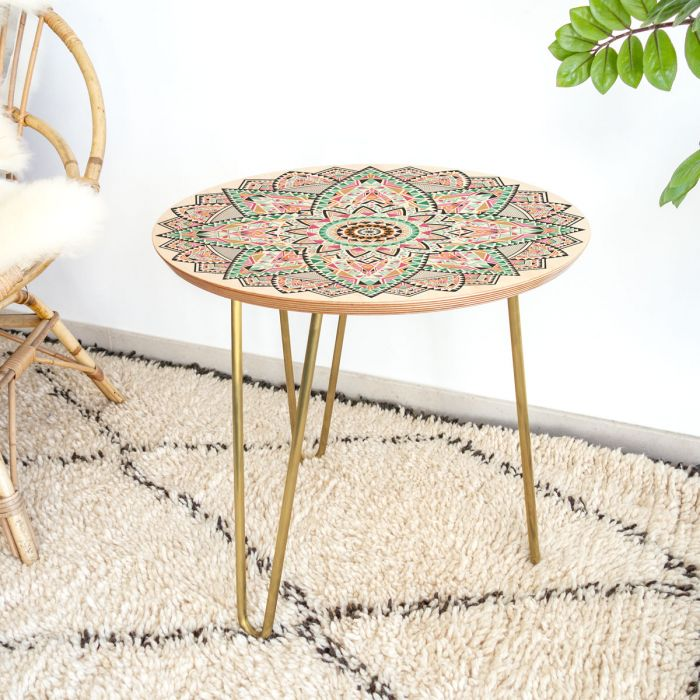 Tavolino Mandala Piccolo