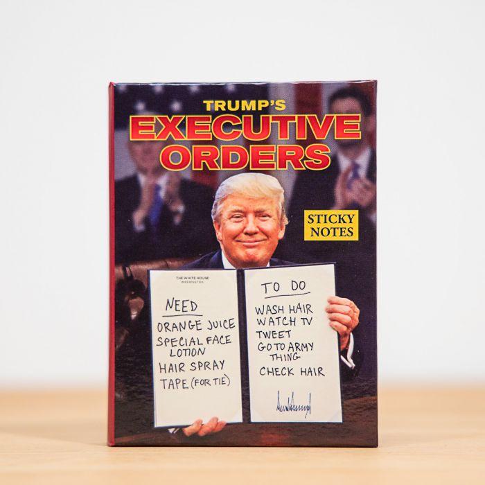 Blocco Appunti per Decreti Presidenziali