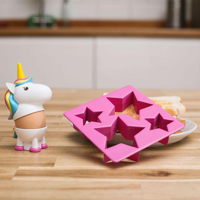 Kit Portauovo Unicorno