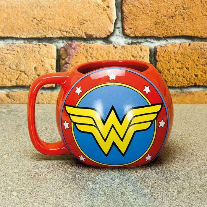 Tazza Wonder Woman Shield