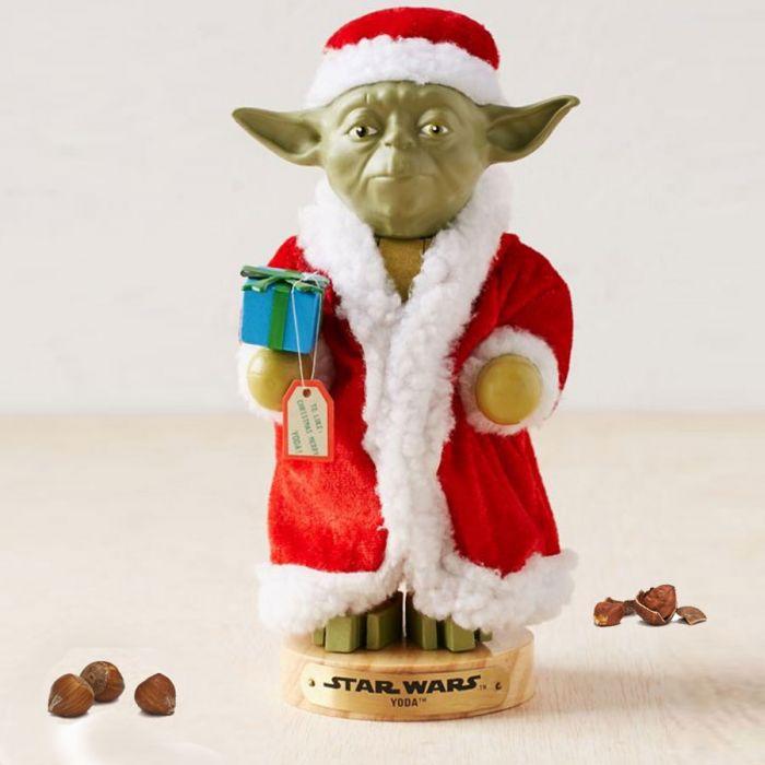 Schiaccianoci Star Wars Yoda