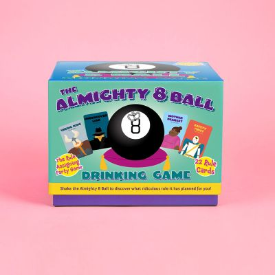 Gioco Alcolico Magic 8 Ball