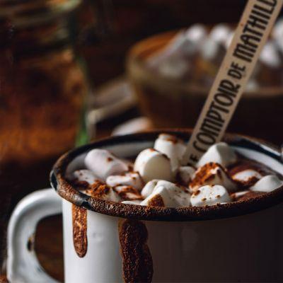 Cucchiaio con Cioccolato da Sciogliere