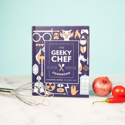 Libro di Ricette The Geeky Chef