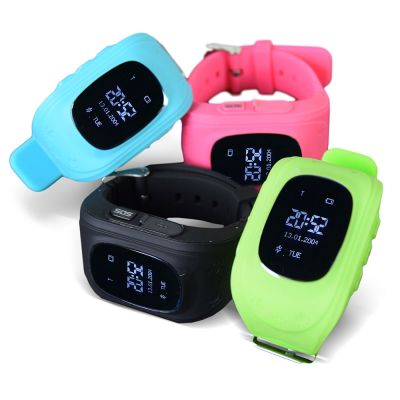 Orologio per bambini con GPS Tracker Smartwatch