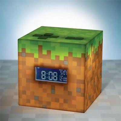 Sveglia Minecraft con Lampada