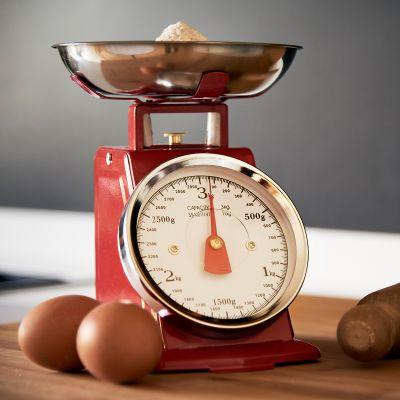 Bilancia da Cucina Retrò in Metallo