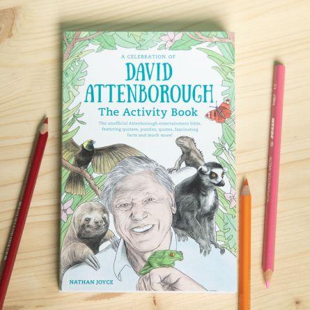 Il Libro di Attività con David Attenborough