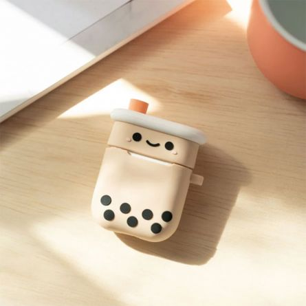 Custodia per AirPods Bubble Tea