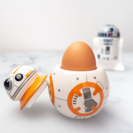Set di Portauovo Star Wars BB-8 e R2D2