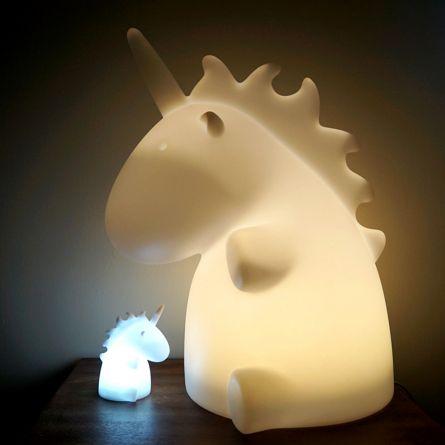 Grande Lampada Unicorno
