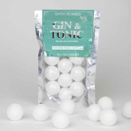 Bombe da Bagno Gin Tonic