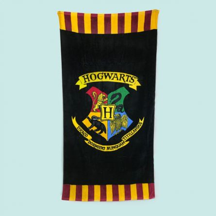 Asciugamano Hogwarts Harry Potter