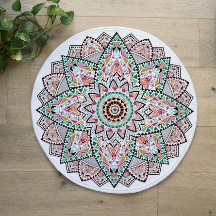 Tappetino da Bagno Mandala