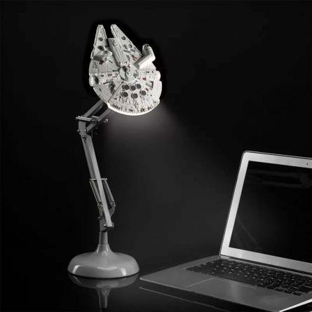 Lampada da Tavolo Star Wars Millennium Falcon