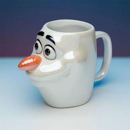 Tazza 3D Olaf di Frozen