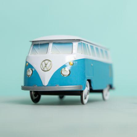 Biscottiera Pulmino Volkswagen