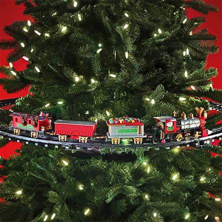 Treno per Albero di Natale