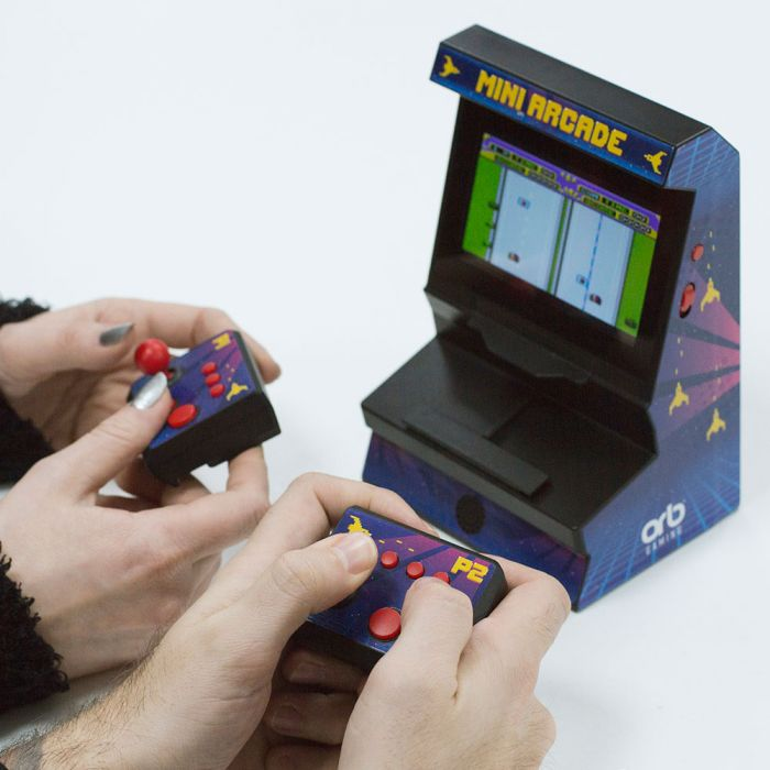 Mini Arcade console con doppio controller