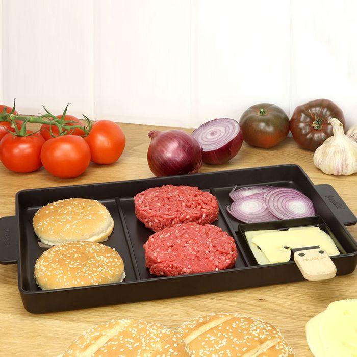 Piastra Burger Chef