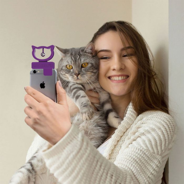 Accessorio per Selfie Gatto